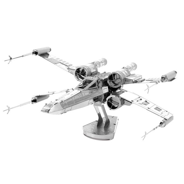 Imagem - X-Wing - Miniatura para Montar Metal Earth - Star Wars cód: CF57