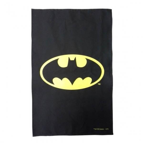 Imagem - Pano de Prato - Batman Logo - DC Comics cód: GA52
