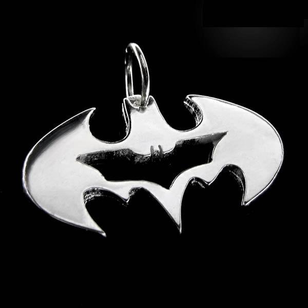 Imagem - Pingente Batman - Série Especial - Folheado a Prata cód: AA53