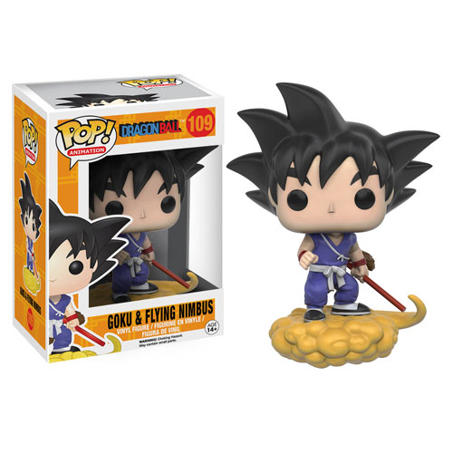 Imagem - Goku Flying Nimbus - Funko Pop Dragon Ball cód: CC252