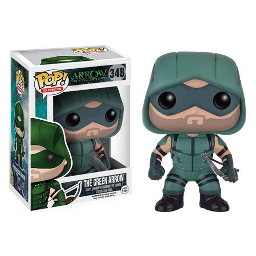 Imagem - Green Arrow / Arqueiro Verde - Funko Pop Arrow DC Comics cód: CC229