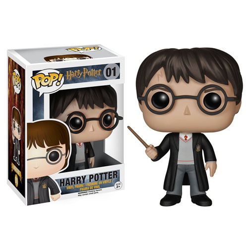 Imagem - Harry Potter - Funko Pop Harry Potter cód: CC58
