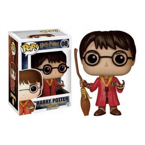 Imagem - Harry Potter Quadribol com Vassoura - Funko Pop Harry Potter cód: CC254
