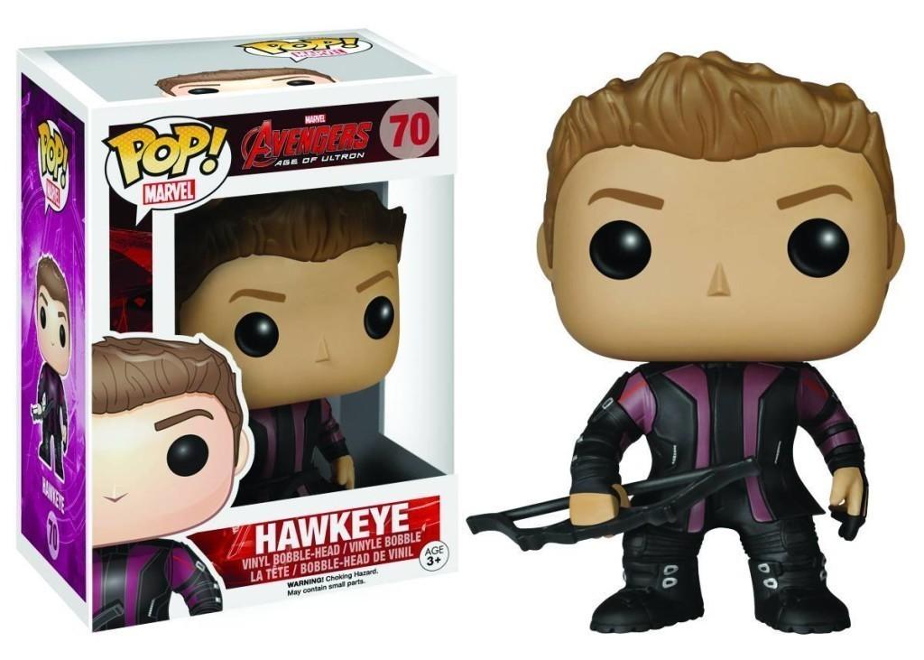 Imagem - Hawkeye / Gavião Arqueiro - Funko Pop Avengers: Age of Ultron Marvel cód: CC42
