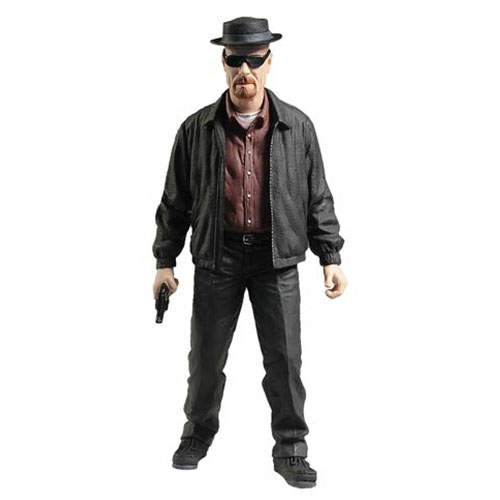 Imagem - Heisenberg - Action Figure Breaking Bad Mezco cód: CB41