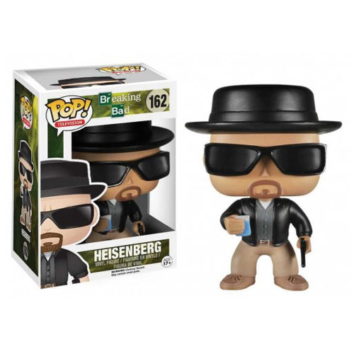 Imagem - Heisenberg - Funko Pop Breaking Bad cód: CC173