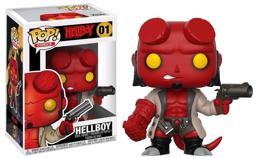Imagem - Hellboy - Funko Pop Hellboy cód: CC273