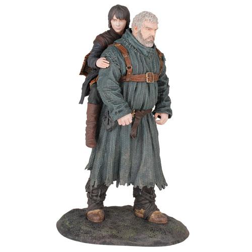 Imagem - Hodor e Bran Stark - Estátua Game of Thrones - Dark Horse cód: CF155