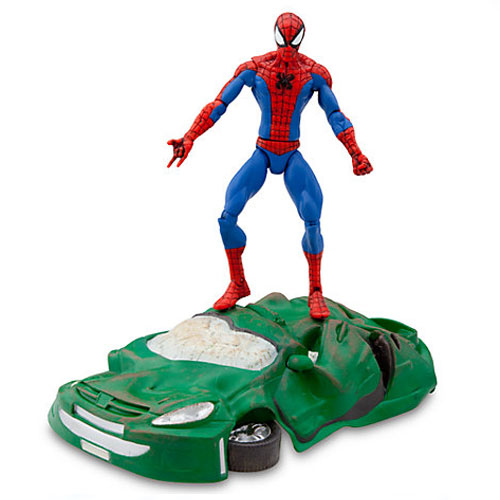 Imagem - Homem-Aranha / Spider-Man - Action Figure Marvel Select cód: CB111