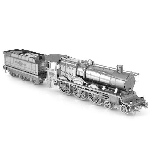 Imagem - Hogwarts Express / Expresso de Hogwarts - Miniatura para Montar Metal Earth - Harry Potter cód: CF164