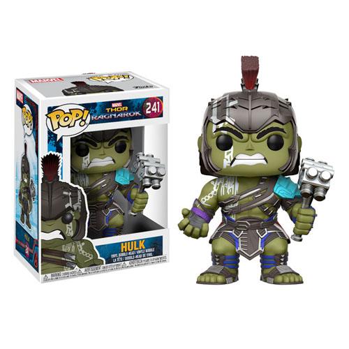 Imagem - Hulk Gladiador - Funko Pop Thor Ragnarok Marvel cód: CC248