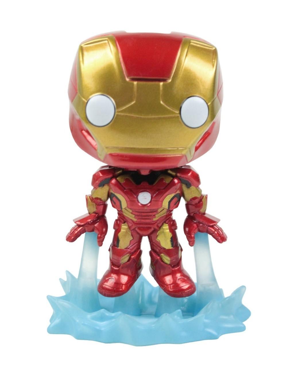 Imagem - Iron Man / Homem de Ferro - Funko Pop Avengers: Age of Ultron cód: CC37