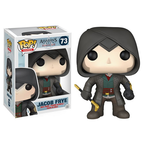 Imagem - Jacob Frye - Funko Pop Assassin's Creed Syndicate cód: CC160