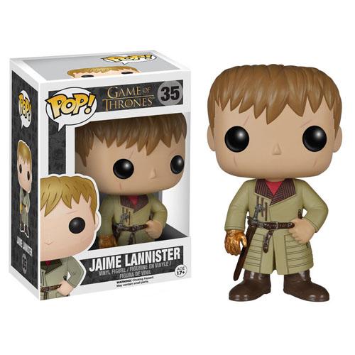 Imagem - Jaime Lannister (Golden Hand / Mão Dourada) - Funko Pop Game of Thrones cód: CC93