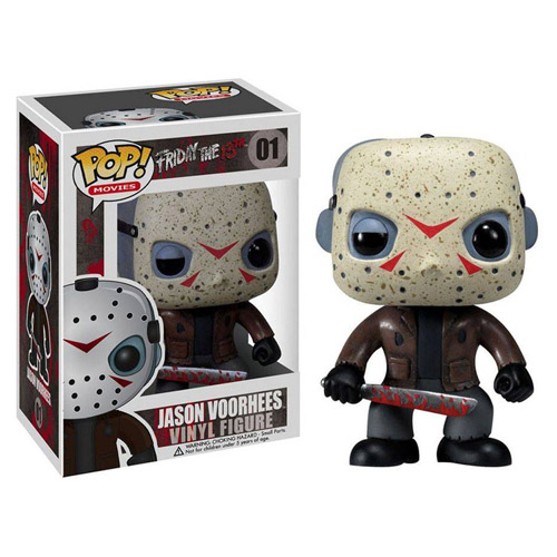 Imagem - Jason Voorhees - Funko Pop Movies Friday the 13th / Sexta-Feira 13 cód: CC286
