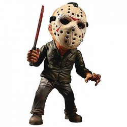 Imagem - Jason Voorhees ROTO - Miniatura Friday the 13th - Mezco Toyz cód: CF178