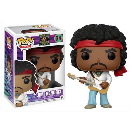 Imagem - Jimi Hendrix - Funko Pop Rocks Purple Haze cód: CC227
