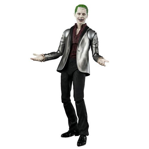 Imagem - Joker / Coringa - Action Figure Suicide Squad - Bandai SH Figuarts cód: CF156