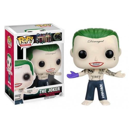 Imagem - Joker / Coringa  - Funko Pop Suicide Squad / Esquadrão Suicida - DC Comics cód: CC132