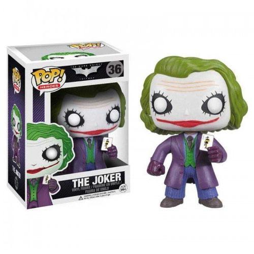 Imagem - Joker / Coringa The Dark Knight - Funko Pop DC Comics Batman cód: CC150