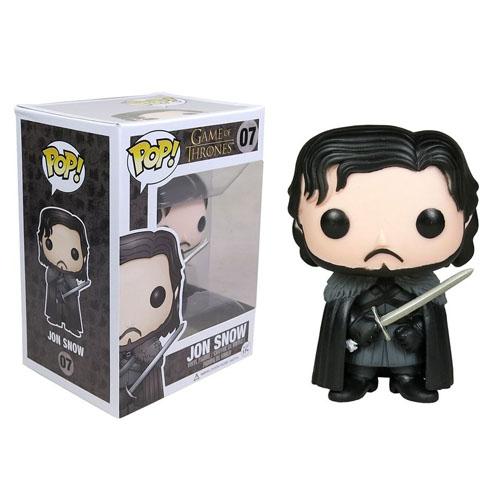 Imagem - Jon Snow - Funko Pop Game of Thrones cód: CC21