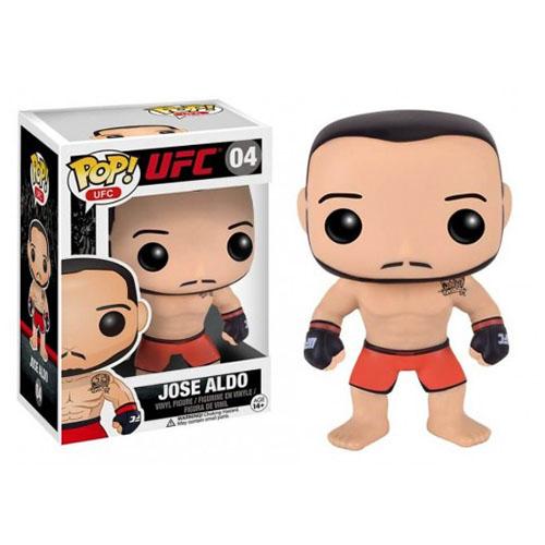 Imagem - Jose Aldo - Funko Pop UFC cód: CC281