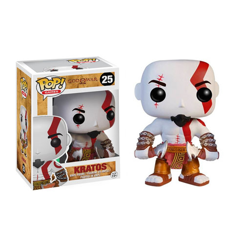 Imagem - Kratos - Funko Pop Games God of War cód: CC202