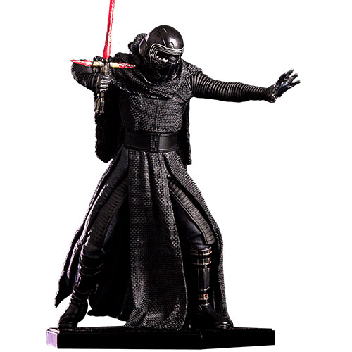 Imagem - Kylo Ren - Star Wars Art Scale 1/10 - Iron Studios cód: CF143