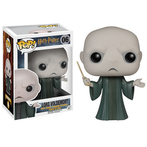 Imagem - Lord Voldemort - Funko Pop Harry Potter cód: CC63