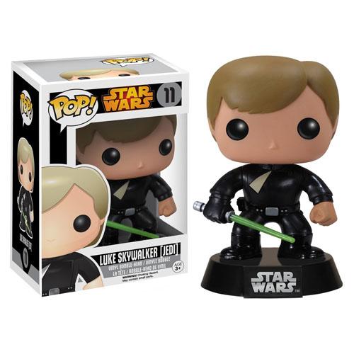 Imagem - Luke Skywalker versão Jedi - Funko Pop Star Wars cód: CC69