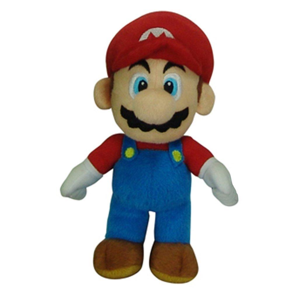 Imagem - Mario - Pelúcia Mario Bros cód: CD31