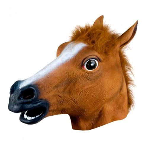 Imagem - Máscara Cabeça de Cavalo cód: VC24