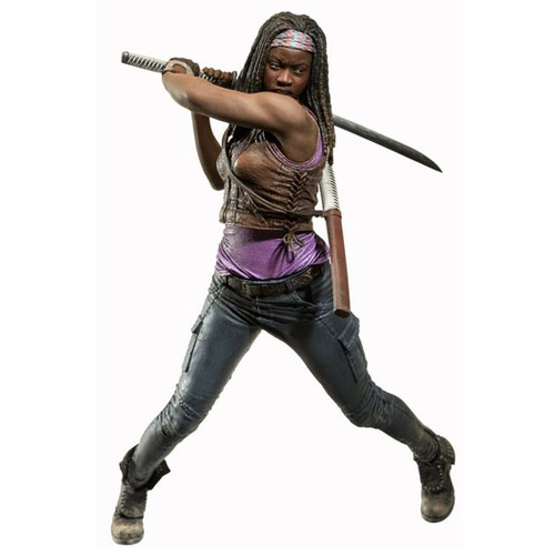 Imagem - Michonne - Deluxe Action Figure The Walking Dead cód: CF108