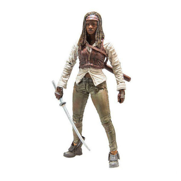 Imagem - Michonne - Action Figure The Walking Dead - McFarlane Toys cód: CB63