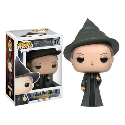 Imagem - Minerva McGonagall - Funko Pop Harry Potter cód: CC188