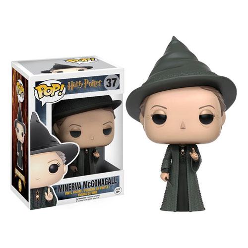 Imagem - Minerva McGonagall - Funko Pop Harry Potter cód: CC188