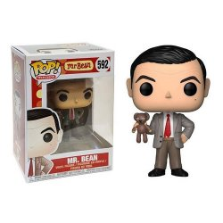Imagem - Mr Bean - Funko Pop Television Mr. Bean cód: CC317