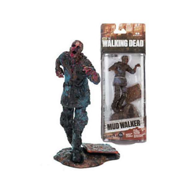 Imagem - Mud Walker / Zumbi na Lama - Action Figure The Walking Dead - McFarlane Toys cód: CB65