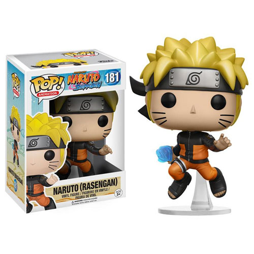 Imagem - Naruto (Rasengan) - Funko Pop Naruto Shippuden cód: CC250