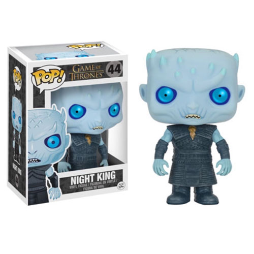 Imagem - Night King / Rei da Noite - Funko Pop Game of Thrones cód: CC126