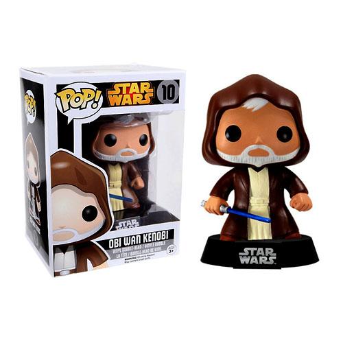 Imagem - Obi Wan Kenobi - Funko Pop Star Wars cód: CC157