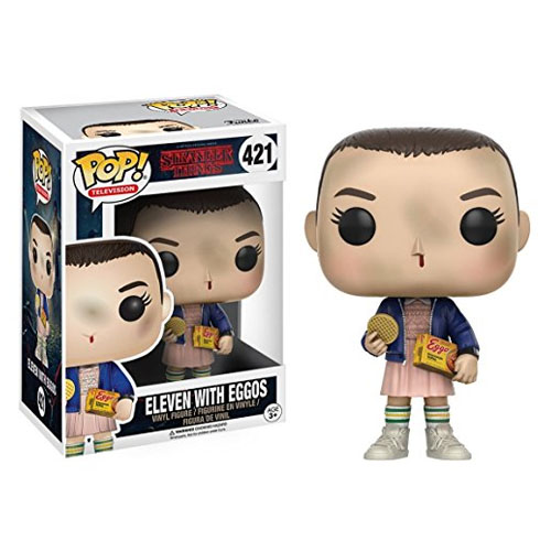 Imagem - Onze / Eleven With Eggos - Funko Pop Stranger Things cód: CC218