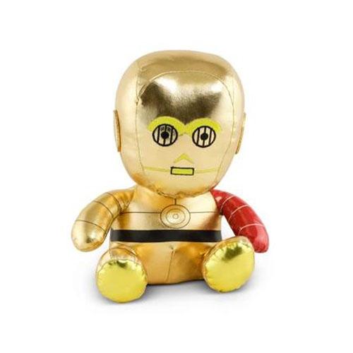 Imagem - Pelúcia C-3PO com Som - Star Wars - DTC cód: CD74