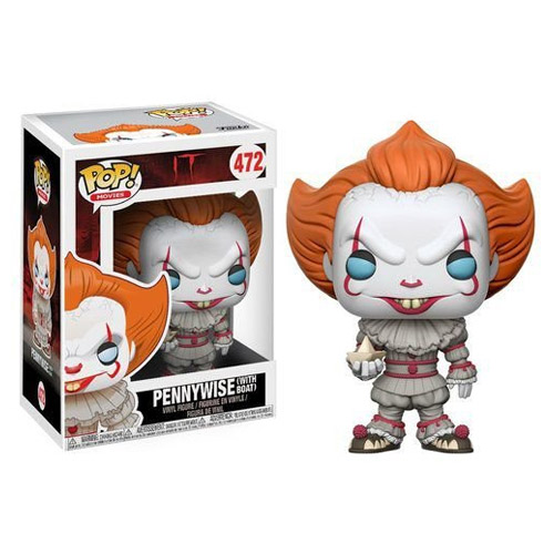 Imagem - Pennywise - Funko Pop Movies It - A Coisa cód: CC287