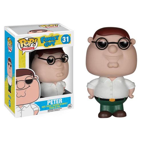 Imagem - Peter Griffin - Funko Pop Family Guy / Uma Família da Pesada cód: CC206