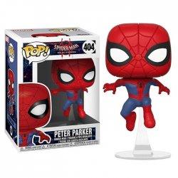 Imagem - Peter Parker Spider-Man / Homem-Aranha - Funko Pop Marvel Into the Spiderverse cód: CC303