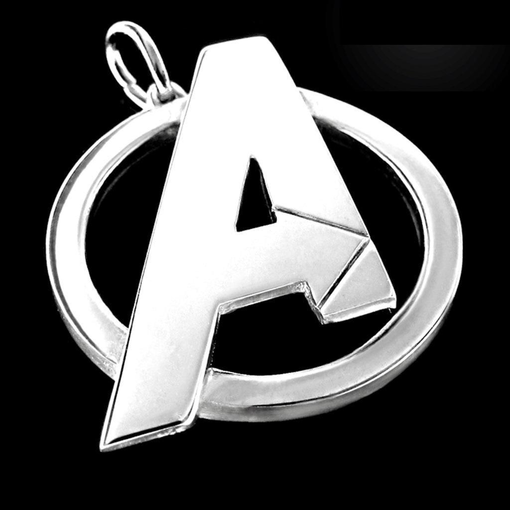 Imagem - Pingente - Avengers - Folheado a Prata cód: AA33