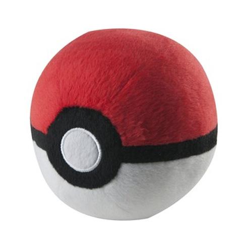 Imagem - Pokébola - Pelúcia Pokémon cód: CD45