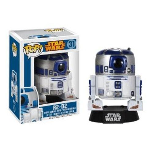 Imagem - R2-D2 - Funko Pop Star Wars  cód: CC66