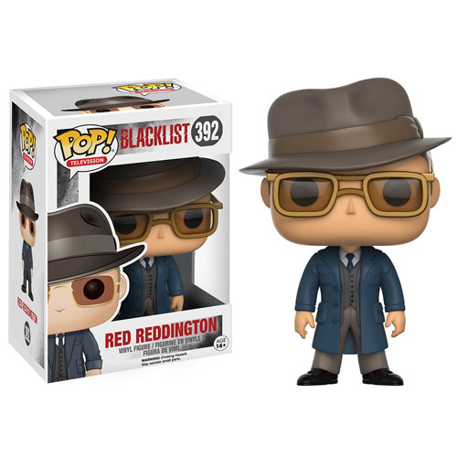 Imagem - Red Reddington - Funko Pop Blacklist cód: CC223